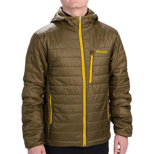 photo: Marmot Caldera Hoody synthetic insulated jacket