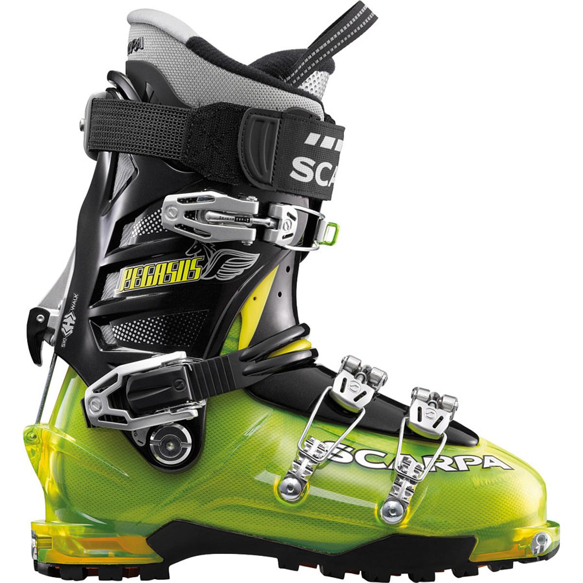 photo: Scarpa Pegasus alpine touring boot