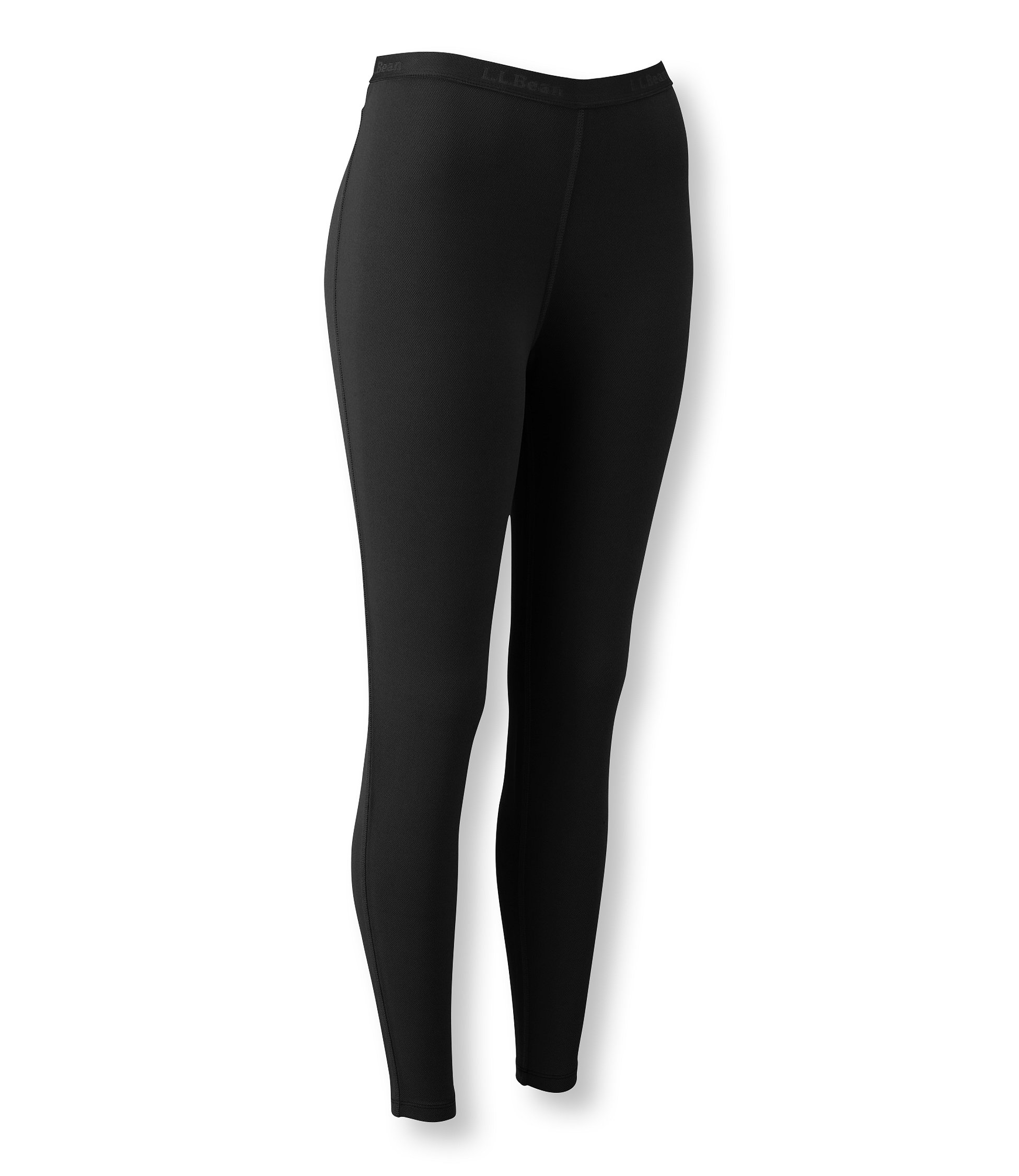 photo: L.L.Bean Women's Power Dry Stretch Base Layer, Midweight Pants base layer bottom