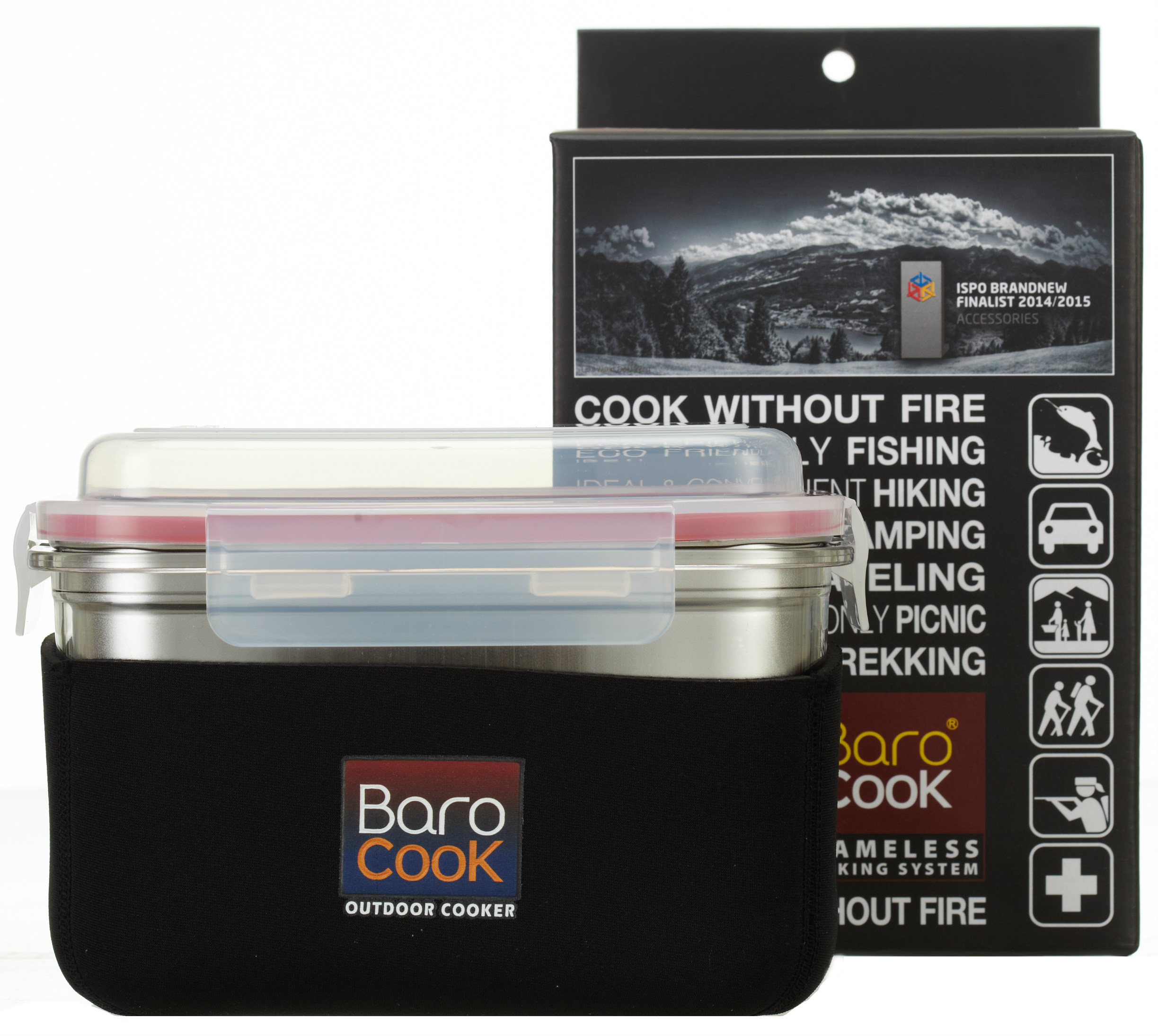 BaroCook BC-007 (1200ml)