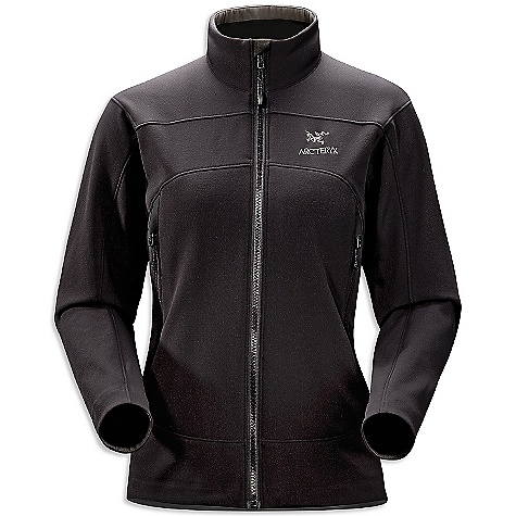 photo: Arc'teryx Women's Gamma AR Jacket soft shell jacket