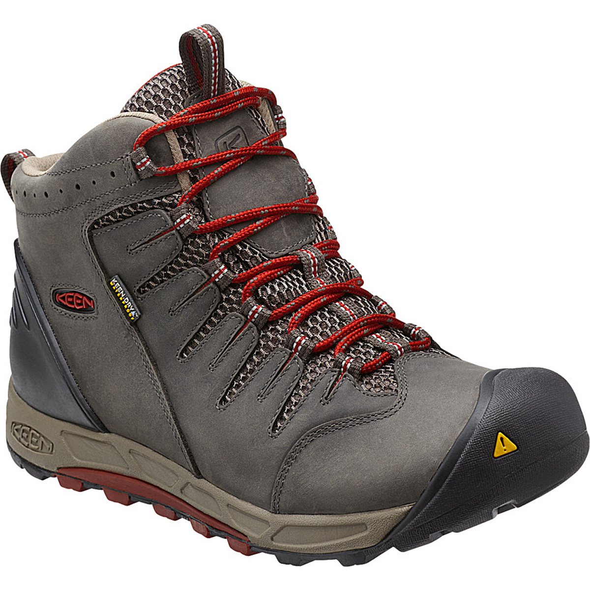photo: Keen Bryce Mid WP hiking boot