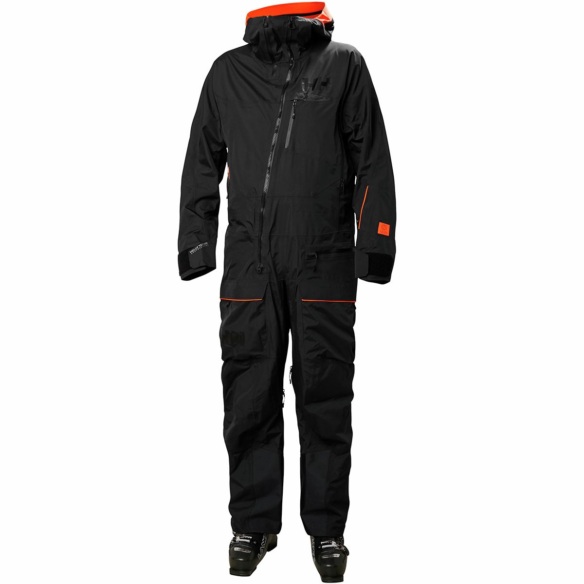 photo: Helly Hansen Ullr Powder Suit synthetic insulated suit