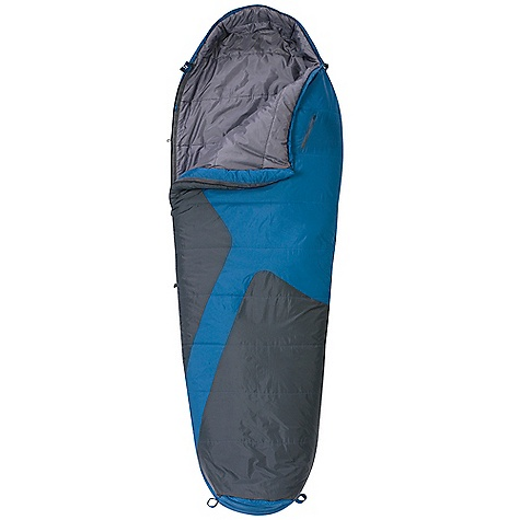 photo: Kelty Mistral 40 warm weather synthetic sleeping bag