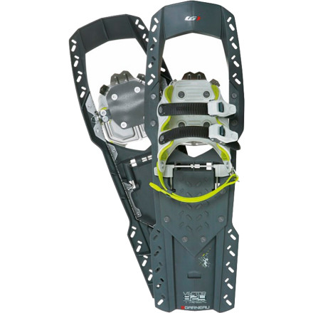 photo: Louis Garneau Vector UX Trek backcountry snowshoe