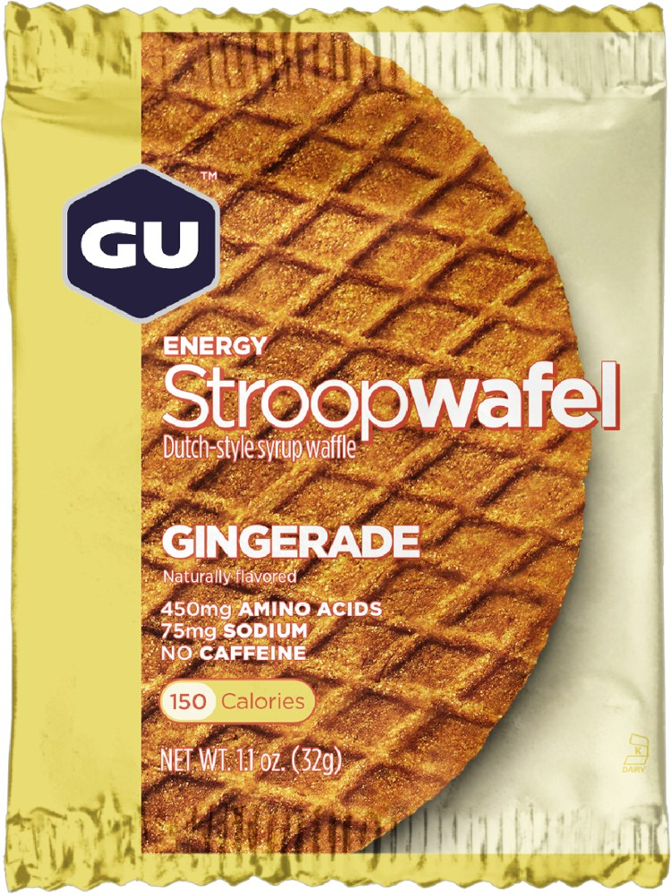 photo: GU Stroopwafel nutrition bar
