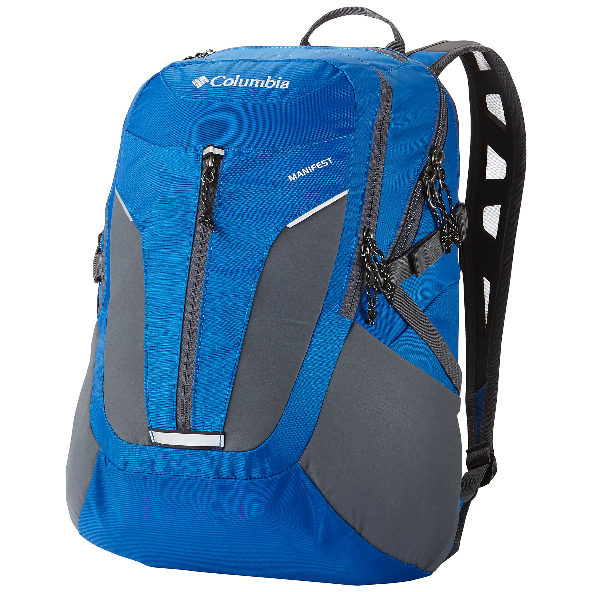 photo of a Columbia hiking/camping product