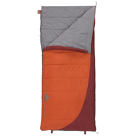 photo: Kelty Tumbler 40/60 warm weather synthetic sleeping bag