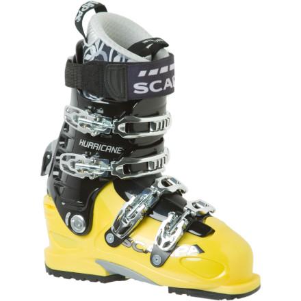 photo: Scarpa Hurricane Pro alpine touring boot