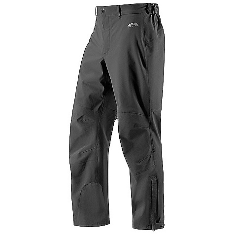 photo: GoLite Badlands Trinity 3-Layer Pant waterproof pant