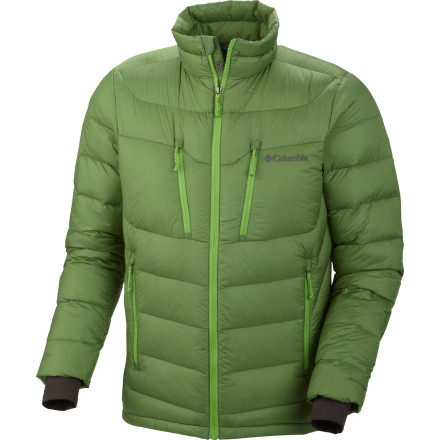 photo: Columbia Powerfly Down Puff down insulated jacket