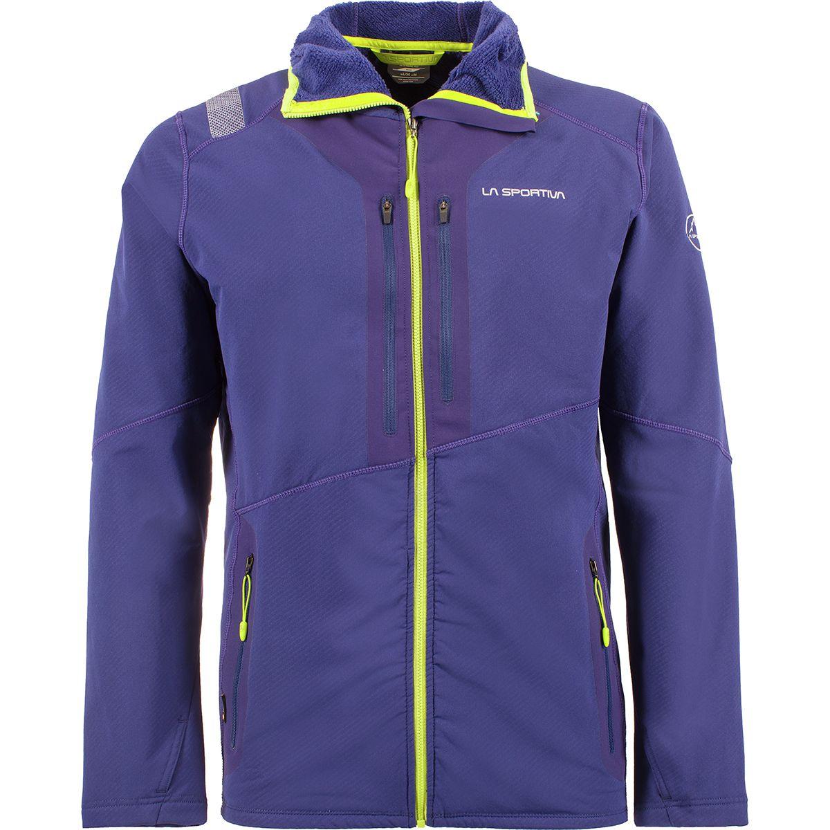 photo: La Sportiva Theory Hoody fleece jacket