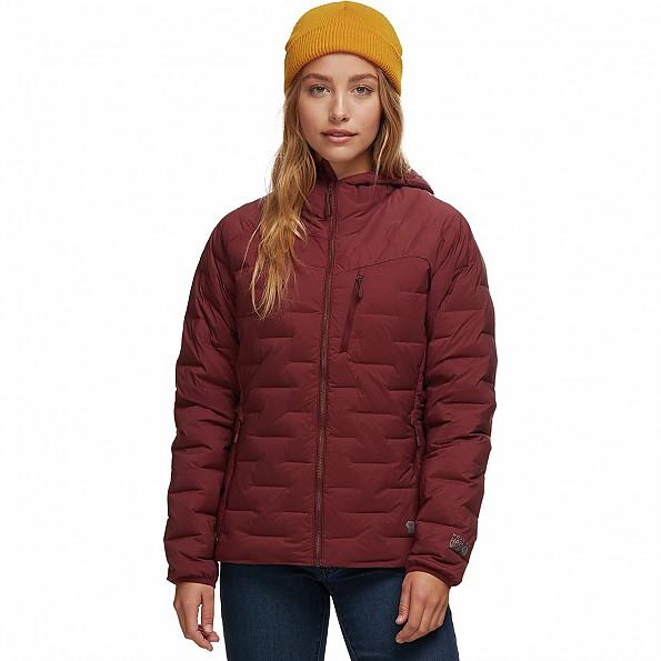 Mountain Hardwear Super/DS StretchDown Hooded Down Jacket