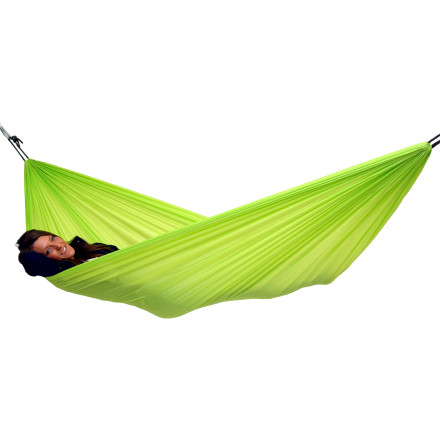 photo: Byer Traveller Lite hammock