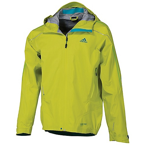 photo: Adidas Terrex GTX Active Shell Jacket waterproof jacket