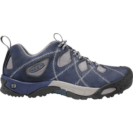 photo: Keen Genoa Peak WP trail shoe