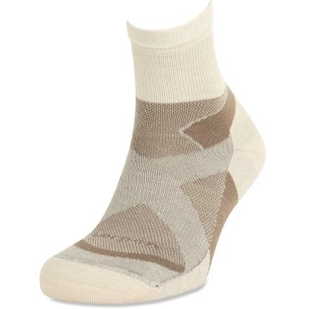 Lorpen Tri-Layer Light Hiking Shorty Socks