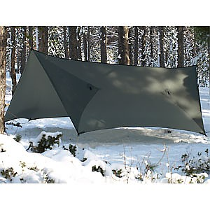 photo: Warbonnet Superfly tarp/shelter