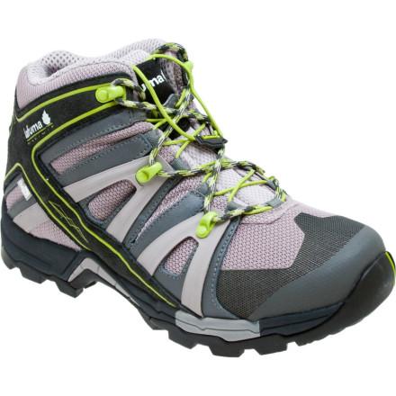 photo: Lafuma X Light Mid OT hiking boot