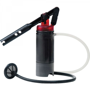 photo: MSR SweetWater Microfilter pump/gravity water filter