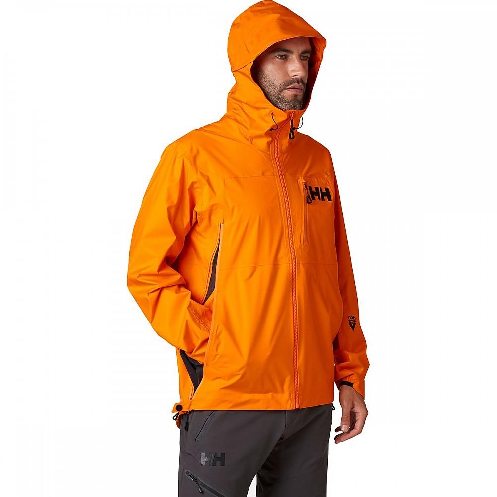 photo: Helly Hansen Odin 3D Air Shell Jacket waterproof jacket