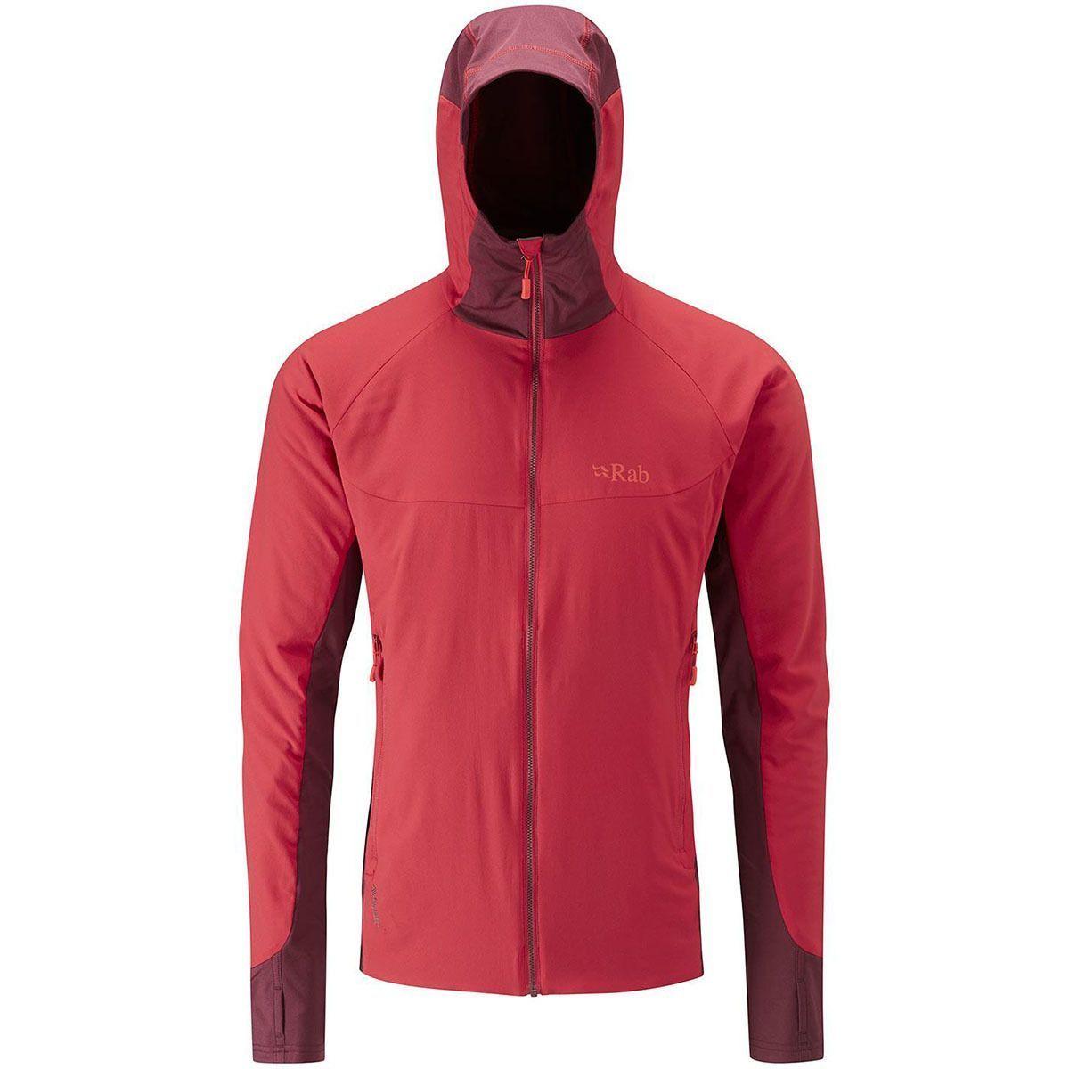 photo: Rab Alpha Flux Jacket fleece jacket