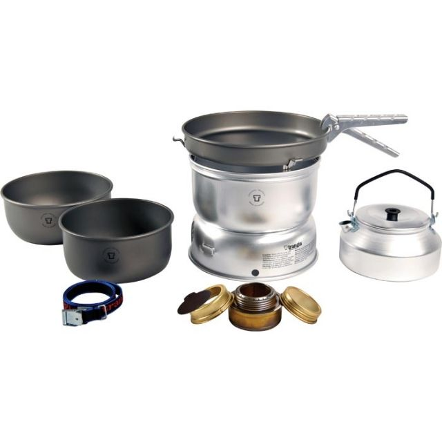 photo: Trangia 25-8 UL/HA alcohol stove