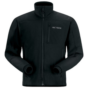 photo: Arc'teryx Easyrider Jacket soft shell jacket