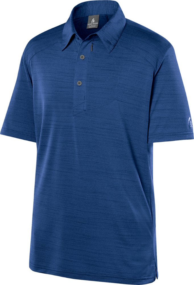 photo: Sierra Designs Short Sleeve Pack Polo short sleeve performance top