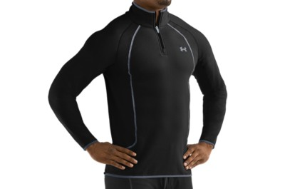 Under Armour Extreme ColdGear Fitted 1/4 Zip