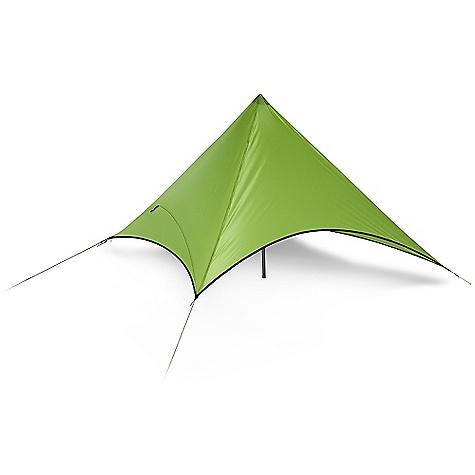 photo: NEMO Hunker 2P tarp/shelter