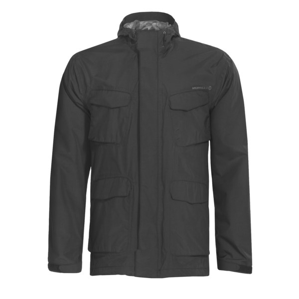 photo: Merrell Interlude Jacket waterproof jacket