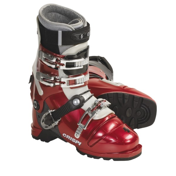 photo: Crispi Diablo Freeride AT alpine touring boot