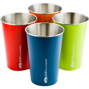 photo: GSI Outdoors Glacier Stainless Pint cup/mug