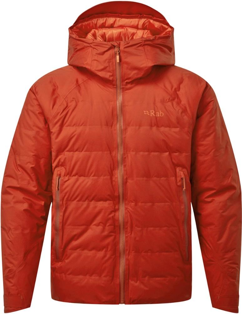 photo: Rab Valiance Jacket down insulated jacket