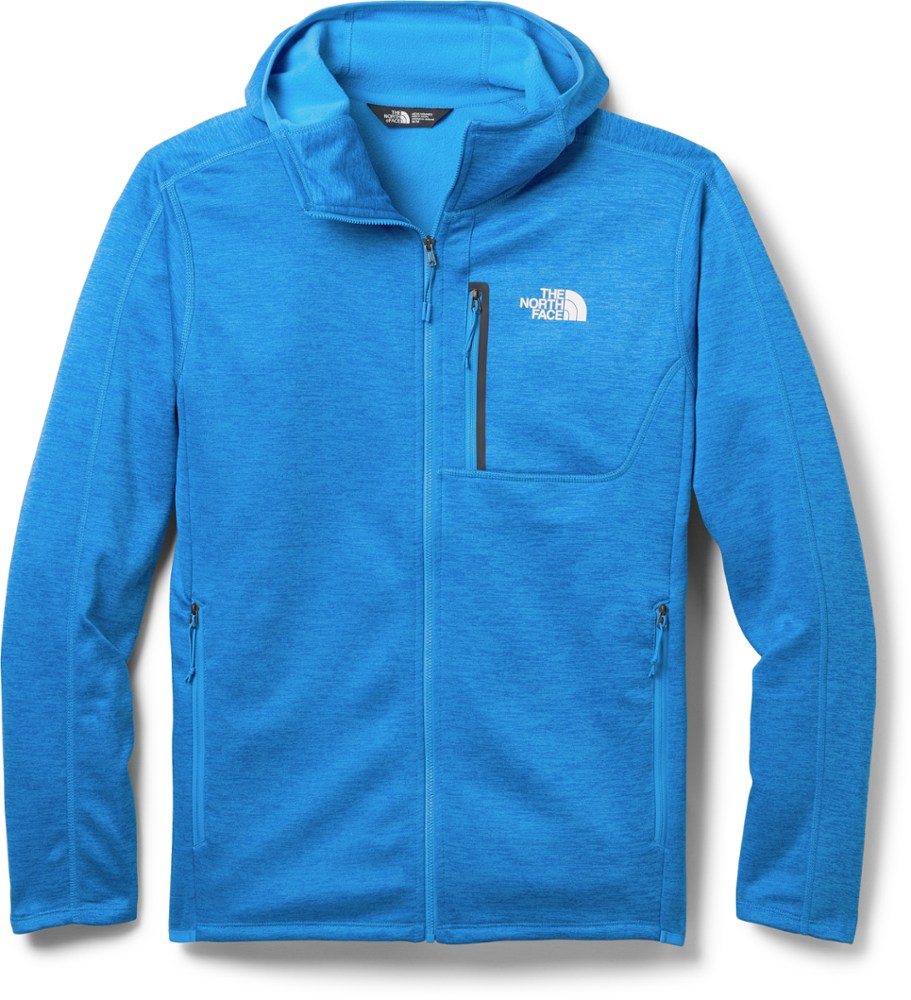photo: The North Face Canyonlands Hoodie fleece jacket