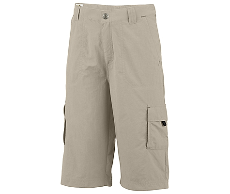 photo: Columbia Boys' Silver Ridge Short hiking short