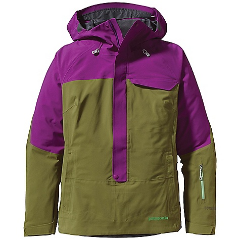 photo: Patagonia Untracked Anorak waterproof jacket