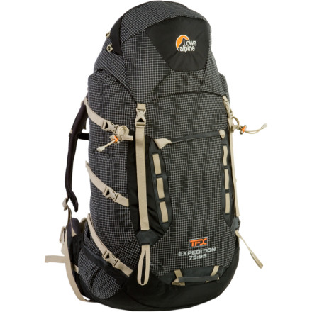 photo: Lowe Alpine TFX Expedition 75:95 expedition pack (70l+)