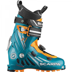 photo: Scarpa F1 alpine touring boot