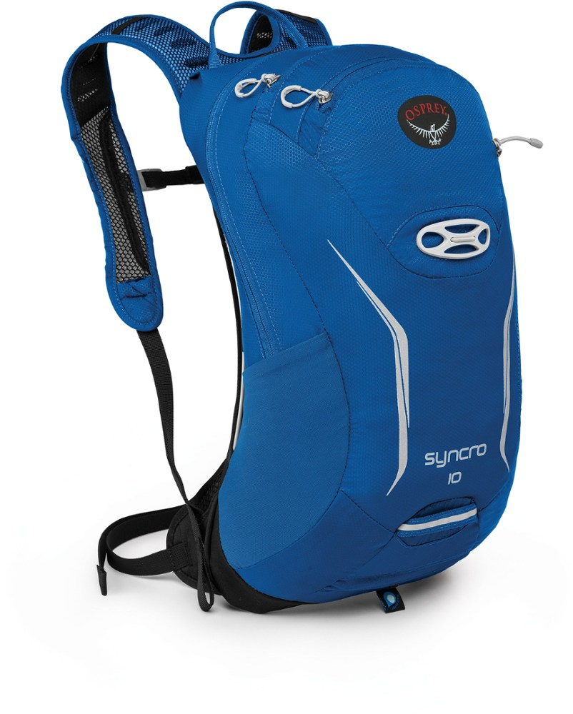 photo: Osprey Syncro 10 hydration pack