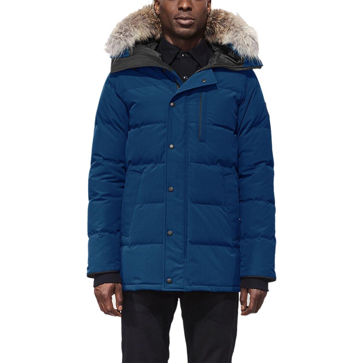 photo: Canada Goose Carson Parka down insulated jacket