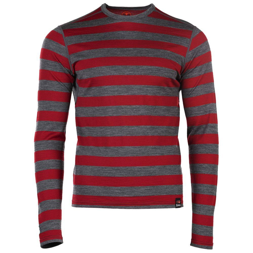 Isobaa Merino 180 Long Sleeve Crew