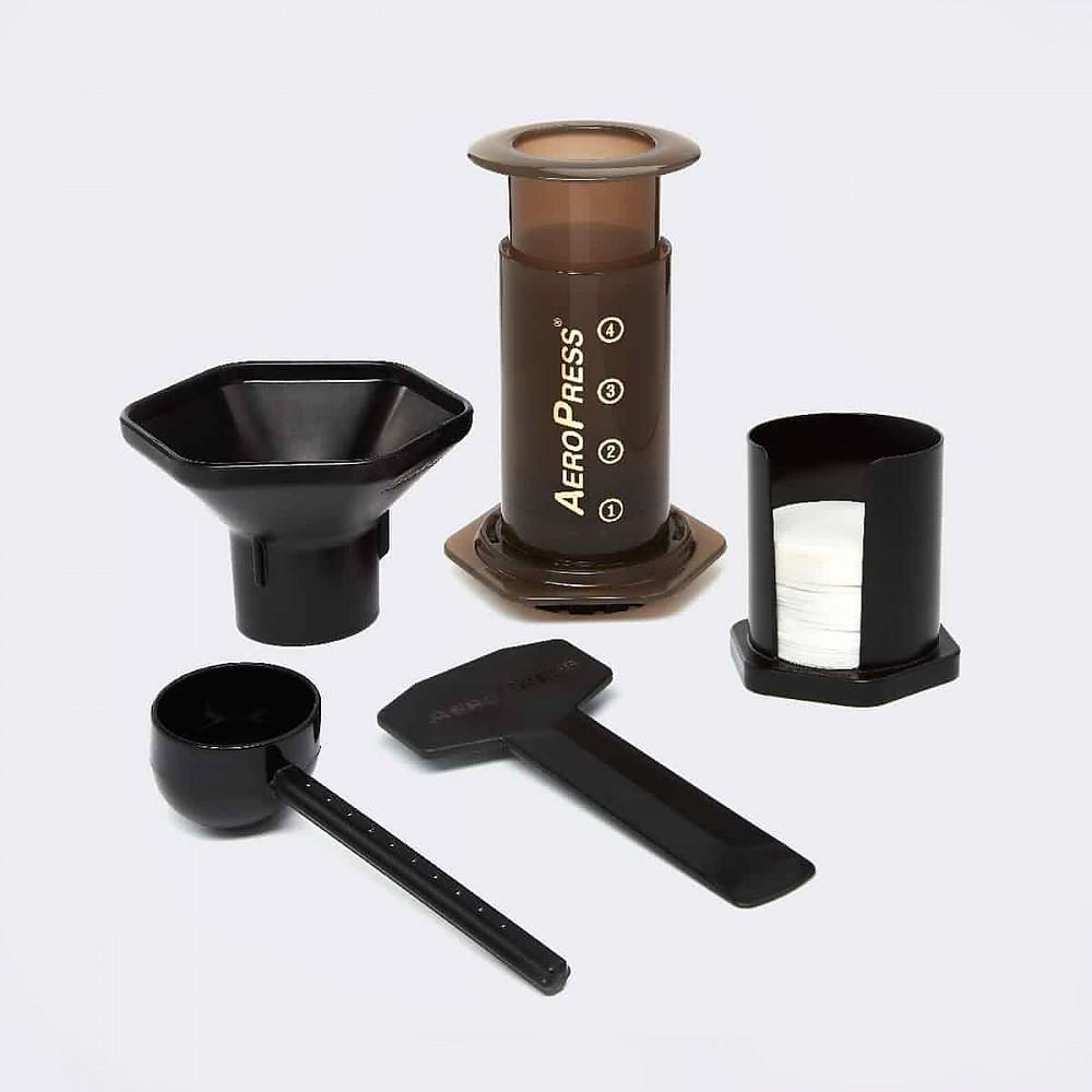 photo: AeroPress Coffee Maker coffee press/filter
