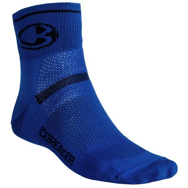 photo: Icebreaker Multisport Superlite Mini running sock