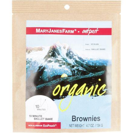 photo: Mary Janes Farm Organic Brownies dessert