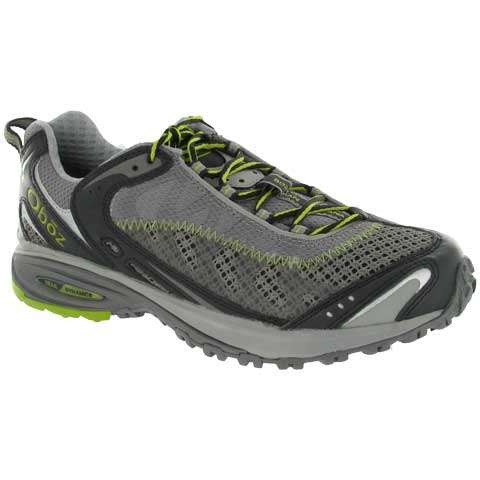 photo: Oboz Lightning trail running shoe