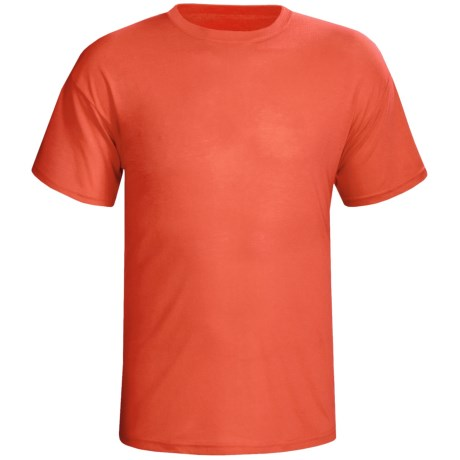 photo: Terramar Men's Dri-Release Shirt short sleeve performance top