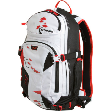 photo: DaKine Team Heli Pro DLX 20L winter pack