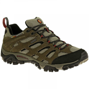 photo: Merrell Men's Moab Waterproof trail shoe